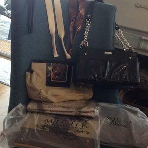 Miche bag and accessories